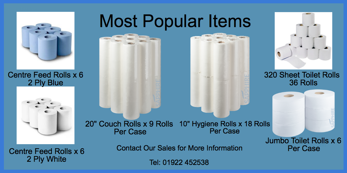 Most Popular Items